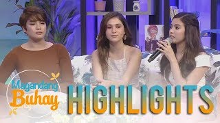 Magandang Buhay: Jane, Barbie and Ysabel share how they helped each other about
