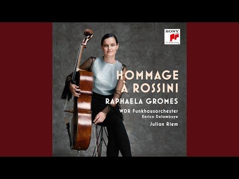 Hommage à Rossini, Fantaisie pour violoncelle et orchestra