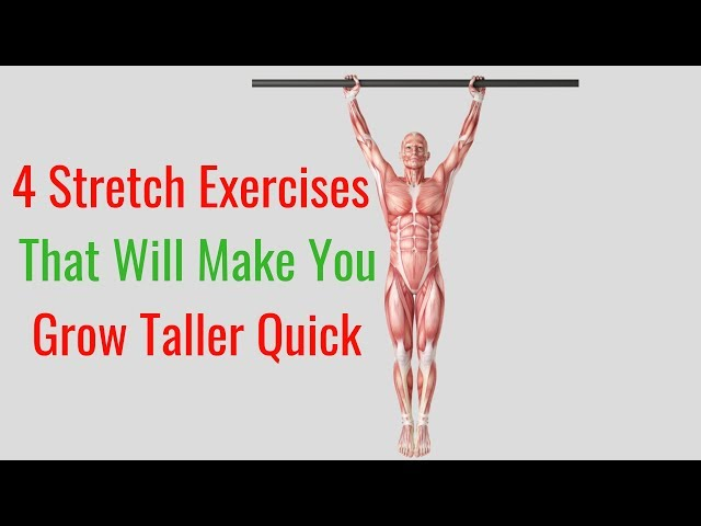 Grow Taller Exercises That Really Work – How to Increase Height, Motivation