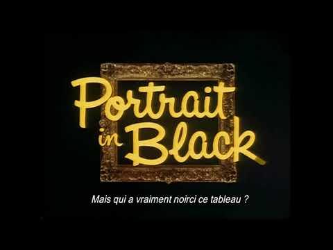 Bande-annonce (Trailer) : Meurtre sans faire part (PORTRAIT IN BLACK) HD / VOSTFR