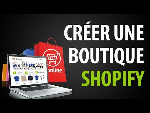 Comment Créer une Boutique Shopify de A à Z en dropshipping Comment Créer une Boutique Shopify de A à Z en dropshipping