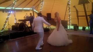 Simba and Kayleigh's Wedding Dance to Mukoko by Amara Brown and Tytan