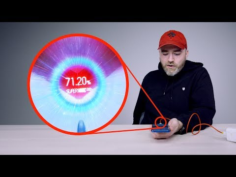 The Fastest Charging Smartphone In The World