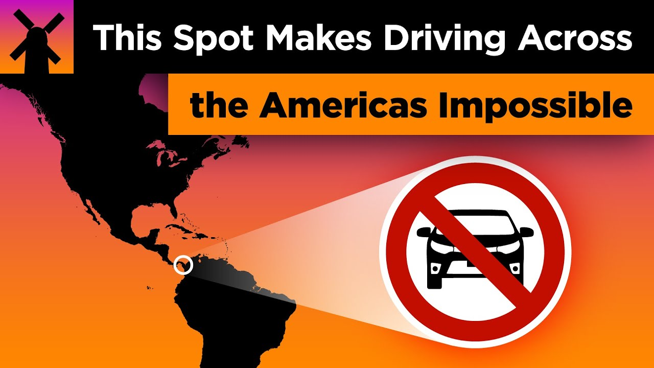 """Why a Single Little Spot Makes Driving Across """"America"""" Impossible thumbnail"""
