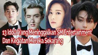 13 Idola Yang Meninggalkan SM Entertainment & Kegiatan Mereka, Member EXO, SNSD, Suju, TVXQ, Shinhwa