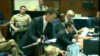 Conrad Murray Trial   Day 7, Part 6 Last