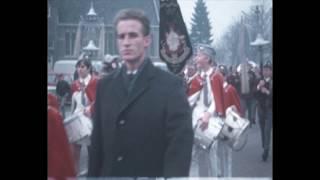 Sinterklaasintocht in Haaren 1969