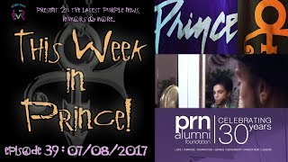 This Week in Prince! #039 - New Merch, New Videos & Donna's New Band!
