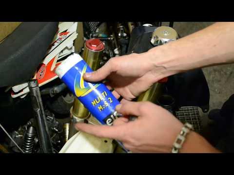 Полезная доработка рулевой колонки питбайка, мотоцикла, скутера, мопеда.