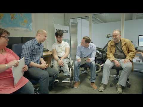 Amazon über Europas erstes gemeinnütziges IT-Unternehmen AfB