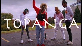 """Topanga""   Trippie Redd | @THEFUTUREKINGZ"
