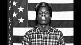 A$AP Rocky - PMW (All I Really Need) ft Schoolboy Q