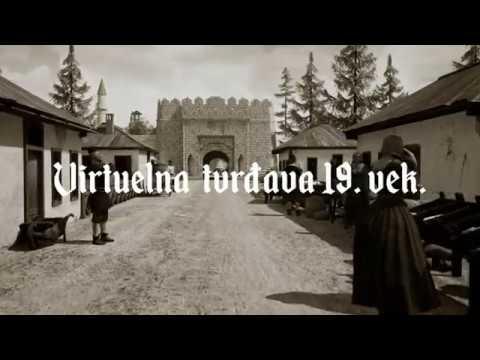 Virtuelna šetnja kroz Nišku tvrđavu iz 19.veka (VIDEO)
