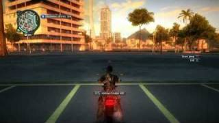 preview picture of video 'Just Cause 2 CITY FUN'