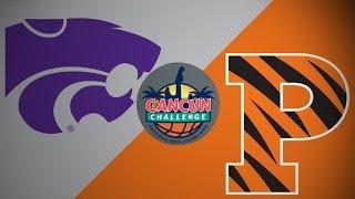 2018 Cancun Challenge | Kansas State vs Princeton