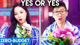 K POP WITH ZERO BUDGET! (TWICE   YES Or YES)