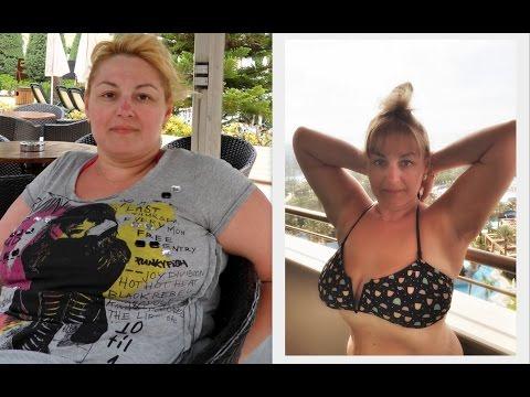 Девушки худеющие фото до и после