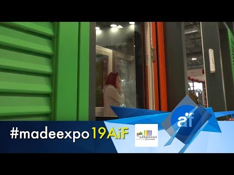 Progettazione sistemi per serramenti metallici Alumex