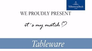 Villeroy & Boch Koffiekop It's my Match Roze 45 cl
