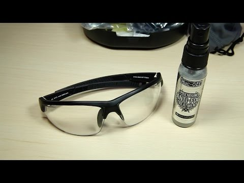 MUC-OFF Anti Fog Treatment - Anti Beschlag für die (Sport)Brille (deutsch)