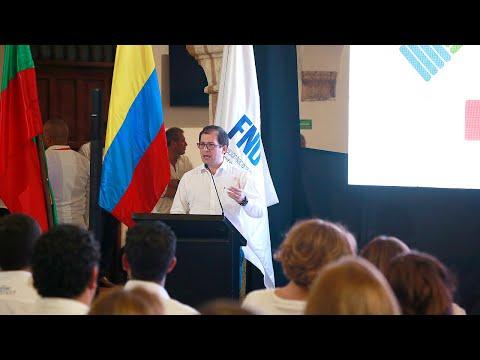 Intervención del Fiscal General de la Nación en la 'Cumbre de Gobernadores Pacto 2020'