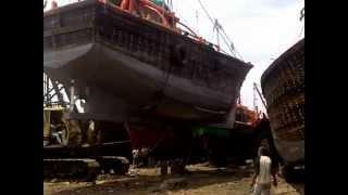 Fishing Boats Veraval, Gujarat