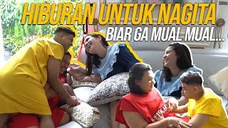 NAGITA HAMIL CANTIK BANGET!!! FADIL KEANU SIBUK BIKIN NAMA CALON BABY....
