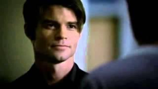 TVD 2X09 Elijah compels Slater to lie to Rose Damon then kill hiself