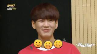 Somi's Fanboy UP10TION's Hwanhee