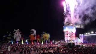 preview picture of video 'Les Soleils de Nuit 2012'