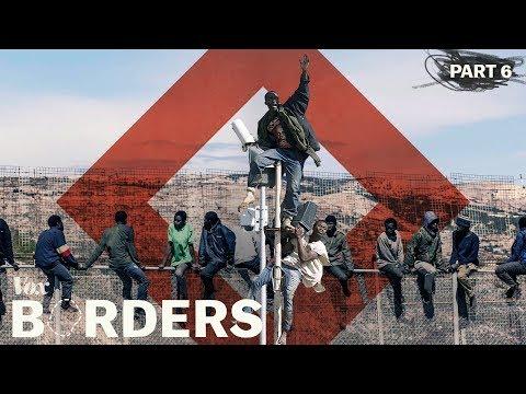 Nejlépe opevněná evropská hranice je v Africe