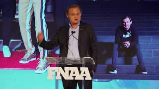 Puma's CEO Accepts Award for Brand of the Year | Footwear News