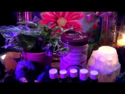 Video Frankincense &  Myrrh~Coconut Oil Pulling~ Healing Benefits~