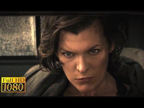 Resident Evil: The Final Chapter (2016) - Alice Vs Flying Monster Scene (1080p) FULL HD