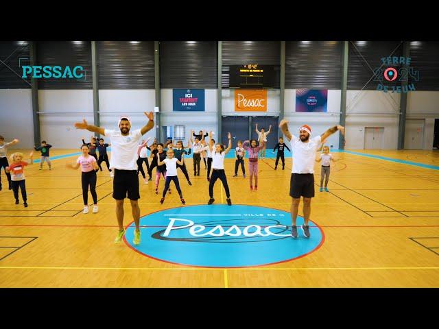 #BougeChezToi avec la Ville de Pessac - Danse en famille