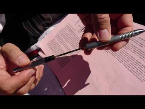 Lamy twin pen Kugelschreiber