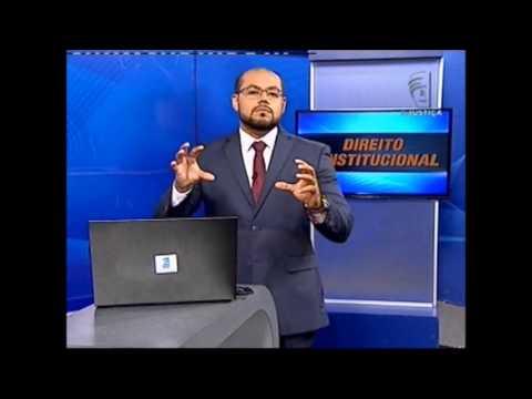 Direito Constitucional – Prof. Francion Santos (aula 4)