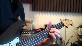 "How to Play ""Bleeding Heart"" on Jimi Hendrix's ""Valleys of Neptune"" Album"