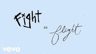 Conan Gray - Fight or Flight (Lyric Video)