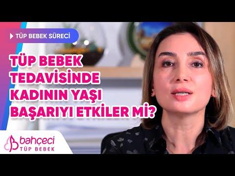 Tüp Bebek Tedavisinde Kadının Yaşı Başarıyı Etkiler mi?