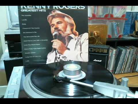 KENNY ROGERS  B6 「Long Arm Of The Law」 from Greatest Hits