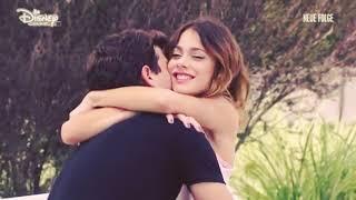 Diego & Violetta - Oye (TINI ft. Sebastian Yatra)