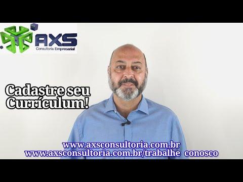 Faça parte da Equipe AXS Consultoria Consultoria Empresarial Passivo Bancário Ativo Imobilizado Ativo Fixo