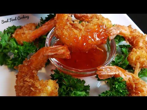 Coconut Shrimp Recipe – How to Make Coconut Shrimp