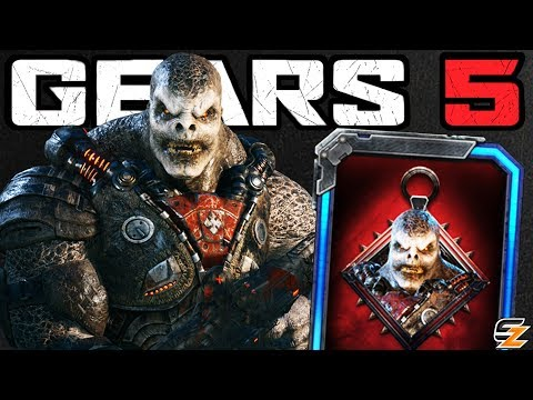 GEARS 5 Characters Gameplay - LOCUST DRONE Character Skin Multiplayer Gameplay!