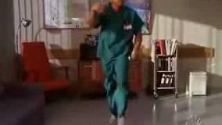 Сериал Клиника, Танец Терка