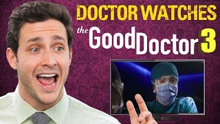 Real Doctor Reacts to THE GOOD DOCTOR #3 | Medical Drama Review