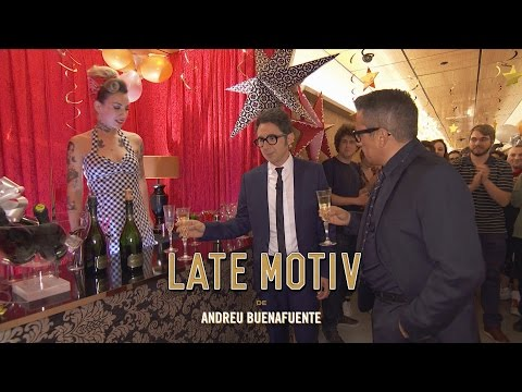 LATE MOTIV - ¡Hasta pronto Berto Romero!   #LateMotiv237