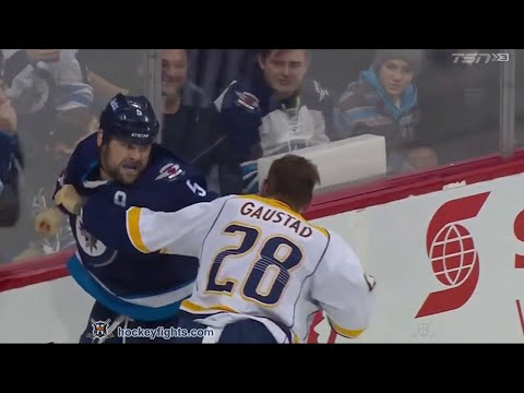 Mark Stuart vs. Paul Gaustad