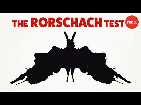 Jak funguje Rorschachův test s inkoustovými skvrnami? - TED-Ed